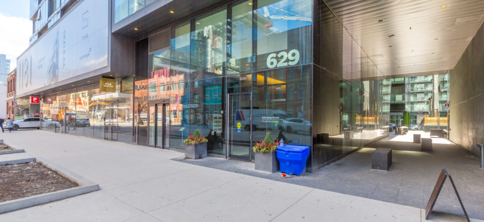629 King Street West, Suite 626